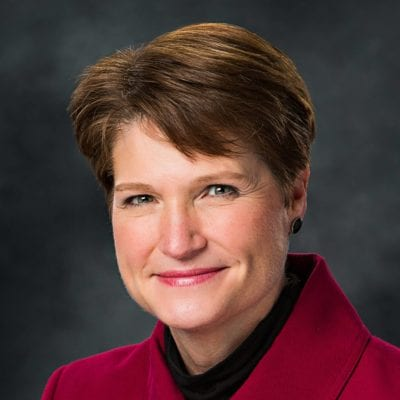 Erika Linden, Des Moines University Chief Compliance Officer