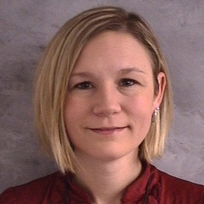 Heather Garvin-Elling, Des Moines University Master of Science in Anatomy