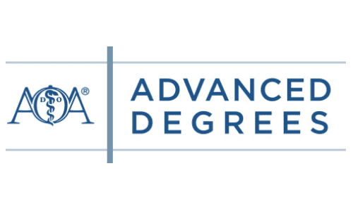 AOA Advanced Degrees