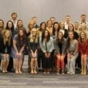 The DMU physician assistant program's Class of 2019