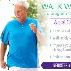 Des Moines University Clinic Physical Therapy Walk With Ease Program