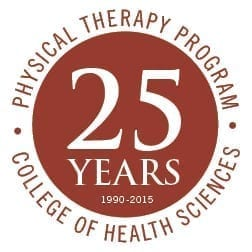 DMU Physical Therapy Program: 1990-2015